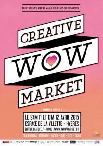 Le W*O*W Créative Market