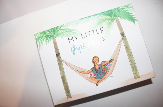 My Little Gipsy Box : My Little Box du mois d'Août