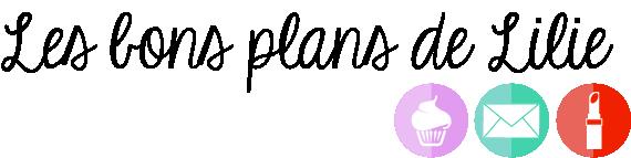 Les bons plans de lilie nouveau logo